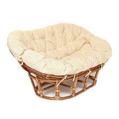 Диван MAMASAN без подушки Pecan (орех)