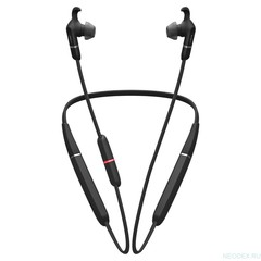 Jabra Evolve 65e UC & Link 370 беспроводная Bluetooth гарнитура ( 6599-629-109 )