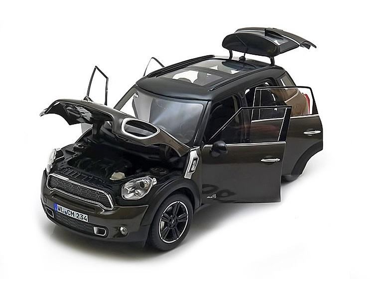 Коллекционная модель Mini Cooper S Countryman 2010