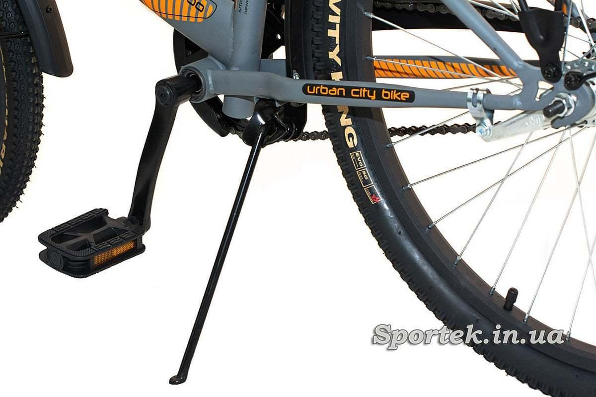 Formula Smart - подножка, педаль, шатун