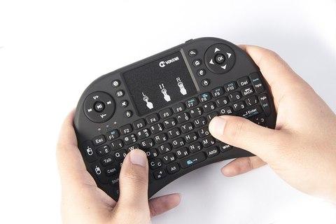 Беспроводная клавиатура, джойстики USB