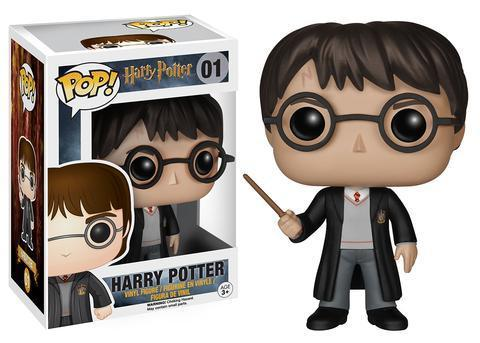 Фигурка Funko POP! Vinyl: Harry Potter: Harry Potter 5858