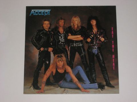 Accept / Eat The Heat (LP)