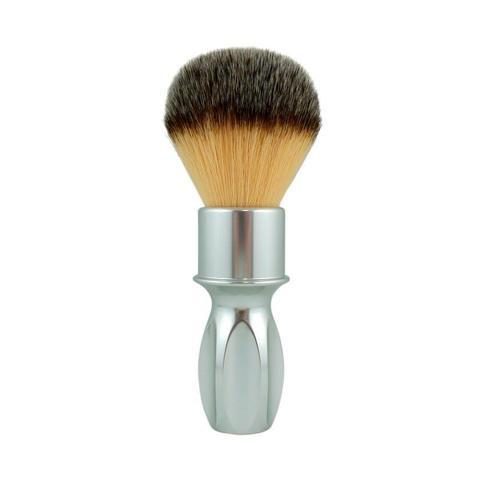 Помазок Для бритья RazoRock 400 Silver original Plissoft