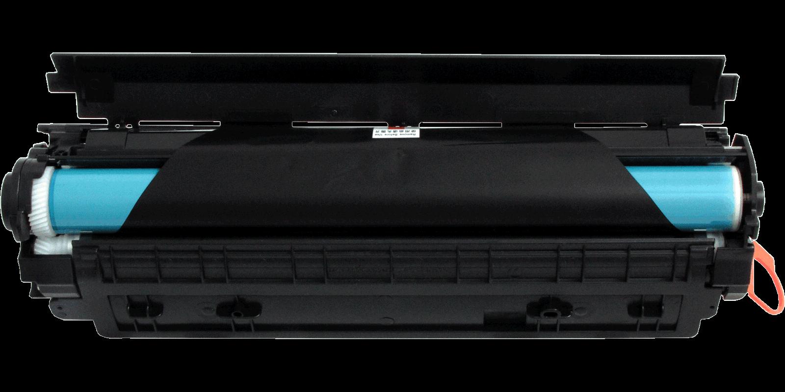ЦРМ №36A CB436A, черный, для HP, до 2000 стр.