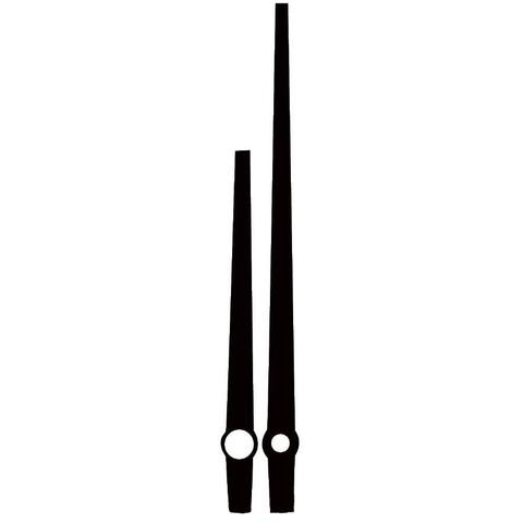 059-9242 Часовые стрелки №24 (черный)