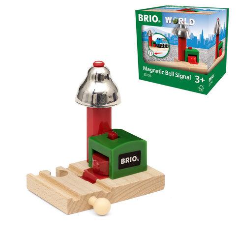 BRIO 33754 Сигнальный колокольчик (на магнитах)
