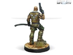 Van Zant (вооружен Heavy Pistol)