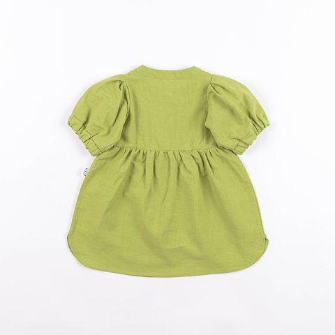Платье-рубашка хлопковое
