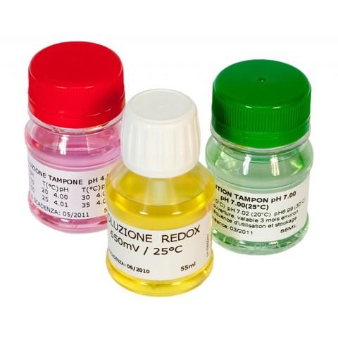 Калибровочный раствор pH 7, 55ML /ASZ0000201ER/ Etatron D.S. (Италия)