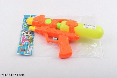 Водяной пистолет 26х14х4 см (в пакете), 98-2