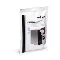 Салфетки Durable Superclean refill запасной блок для пластика (100 штук)