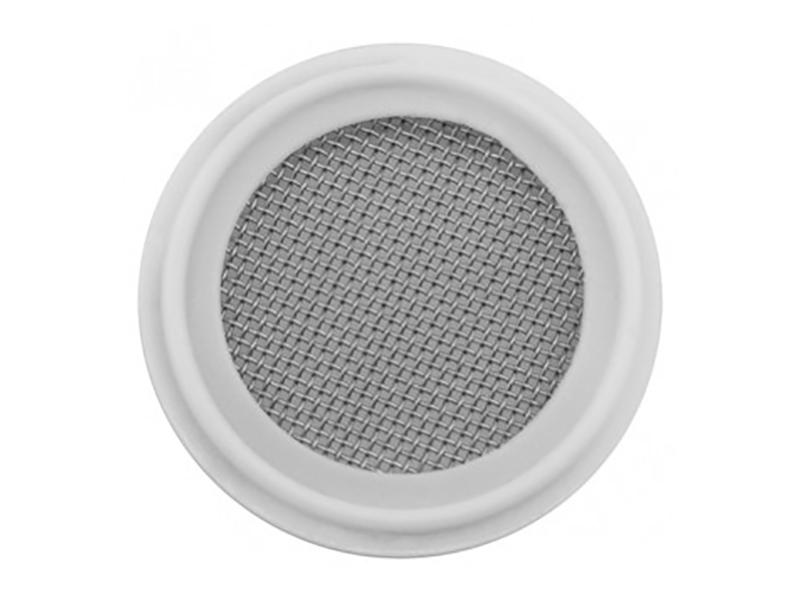 Комплектующие для самогона Силиконовая прокладка CLAMP 1,5 дюйма с сеткой 013217.jpg