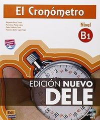 El Cronometro B1 DELE 2013 Libro +СD Nueva Ed