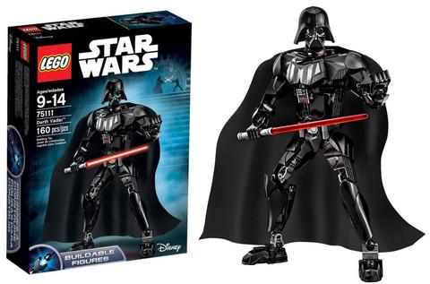 LEGO Star Wars: Дарт Вейдер 75111 — Darth Vader — Лего Стар варз Звёздные войны