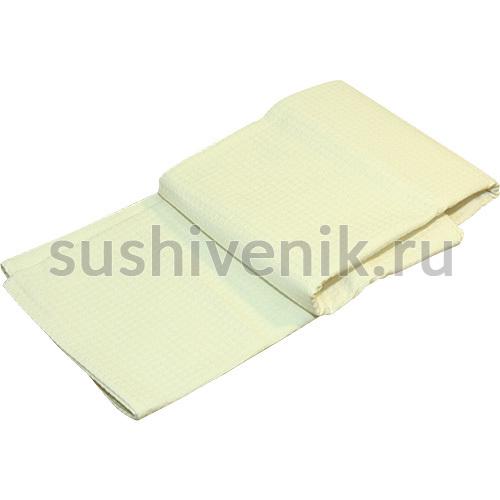 Полотенце вафельное (крупная клетка), 80 х 150 см
