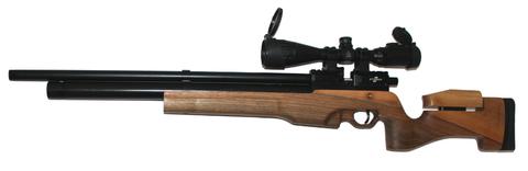 Пневматическая винтовка Ataman M2R Тип I Тактик Карабин 5,5 мм (Дерево)(магазин в комплекте)(215)