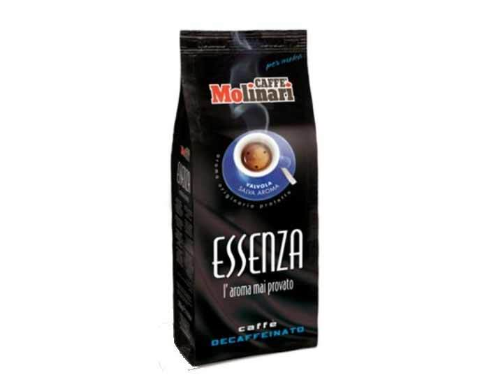 Кофе молотый Molinari ESSENZA DECA, 250 г