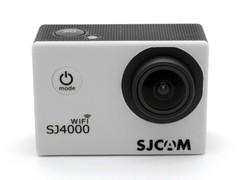 Экшн камера SJCAM SJ4000 WiFi (серый)
