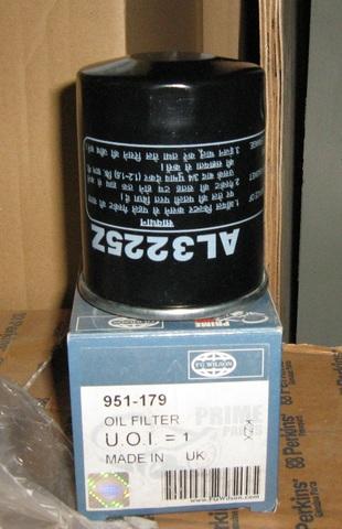 Фильтр масляный ISUZU / OIL FILTER CARTRIDGE АРТ: 951-179