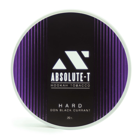 Табак Absolute-T Hard 20 гр Don Black Currant