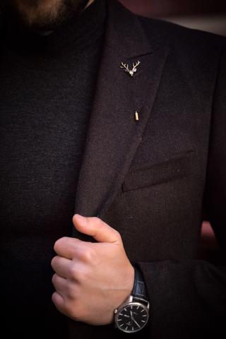 Пальто Slim Fit