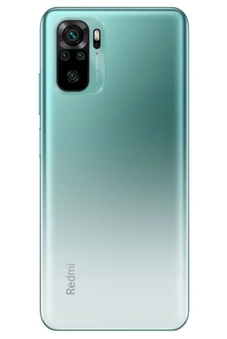 Смартфон Xiaomi Redmi Note 10 4/128GB Green