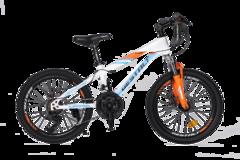 Велосипед детский Gestalt G-200 спицы Белый