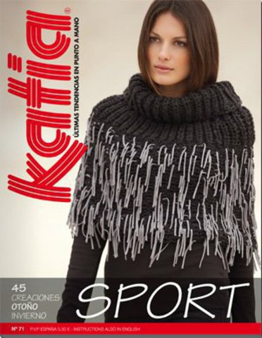Журнал Katia Woman SPORT №71