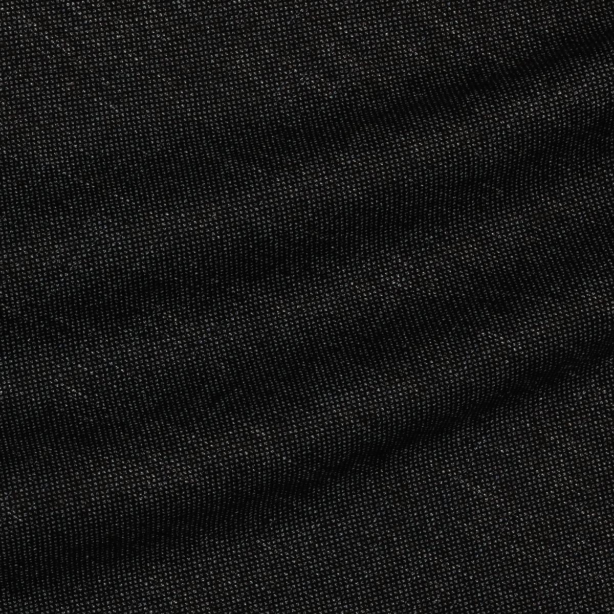 Чистошерстяная костюмная ткань в мелкую точку