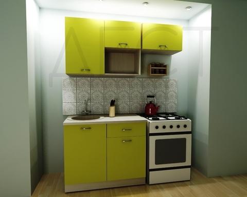 Кухня модульная ЭСТЕРО-1 1600