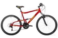 велосипед Crosset FIX 26 красный