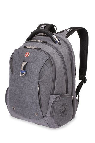 Рюкзак из ткани с отделением для ноутбука 15