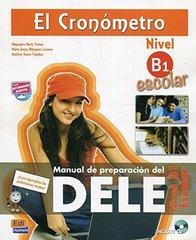 El Cronometro B1 Escolar +CD