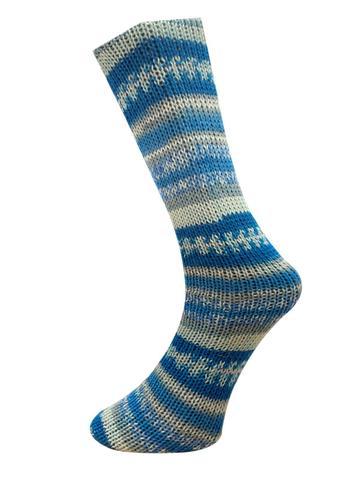 Ferner Wolle Mally Socks Weihnachts 24