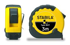 Карманная рулетка Stabila тип BMT 3 метра (арт. 14769)