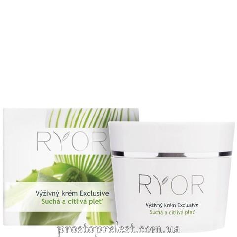 Ryor Cream Exclusive - Живильний крем