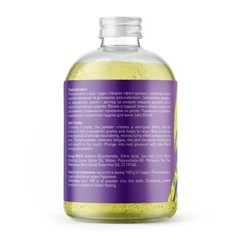 Вируюча пудра для ванни Summer Vibes Joko Blend 200 г (4)