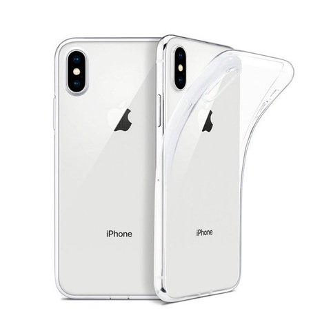 TPU 1.0mm Case for Apple iPhone X/XS 5.8' Transparent MOQ:100
