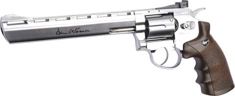 Револьвер пневматический Dan Wesson 8 металл (Артикул 17533)