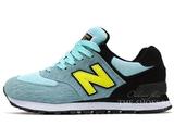 Кроссовки Женские New Balance 574 Sharp Blue