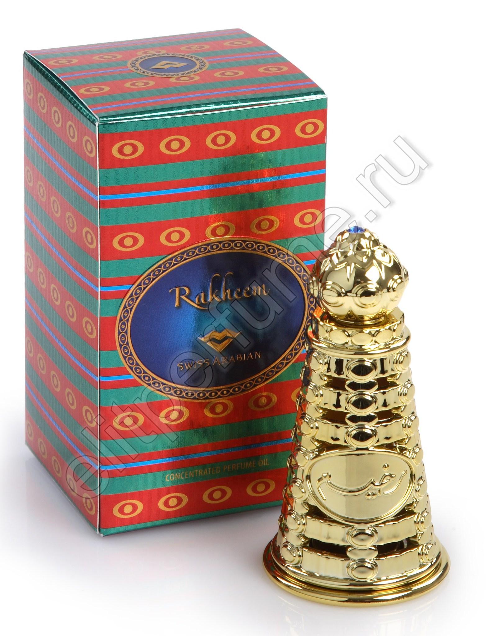 Пробники для арабских духов Рахим Rakheem 1 мл арабские масляные духи от Свисс Арабиан Swiss Arabian
