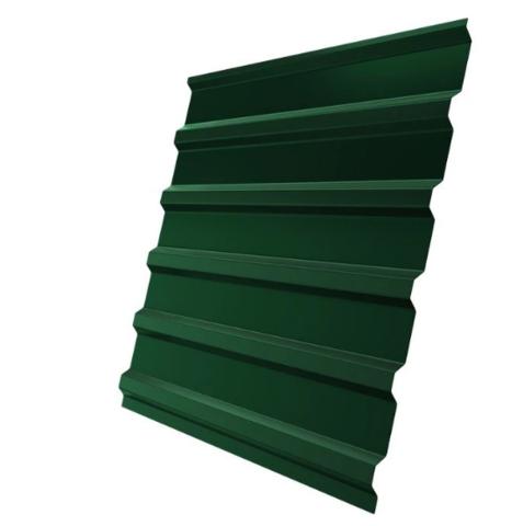 Профнастил С20х1150 мм RAL 6005 Зеленый мох