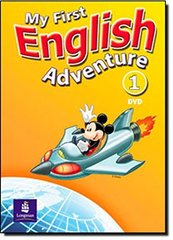 My First English Adventure 1 DVD