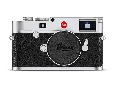 Leica M10-R Body Silver