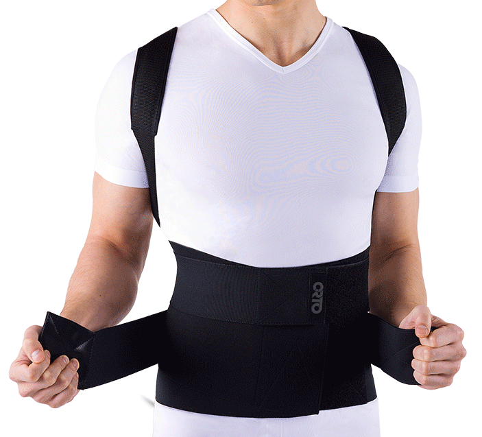 Корректоры осанки и корсеты для грудного отдела Корсет грудо-пояснично-крестцовый (совмещенный) (4 металлических ребра) KGK110_2.png
