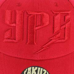 Кепка красная Yakuza Premium 2774
