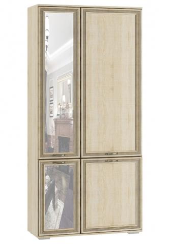 Шкаф Ливорно  зеркало ЛШ-9 сонома