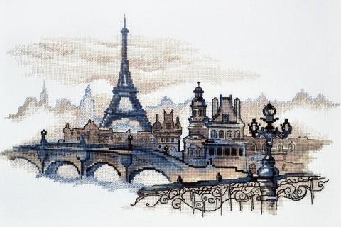Силуэты Парижа