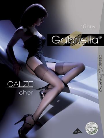Чулки GABRIELLA 15 den (226 CHER)